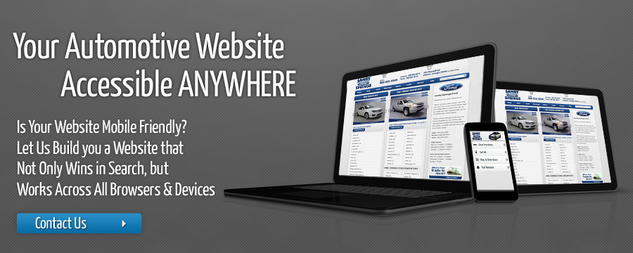 Your Automotive Website Accessible Everywhere