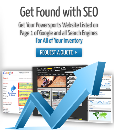 Get Found With Powersports SEO