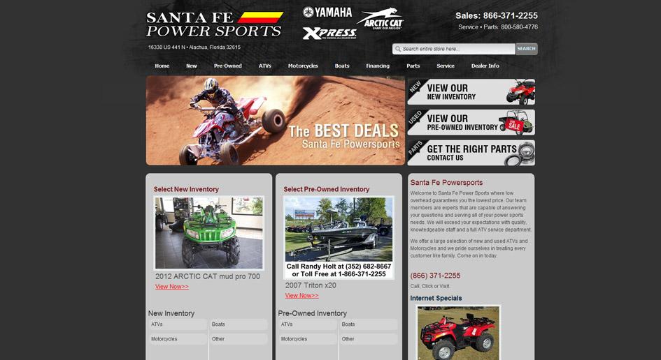 Santa Fe Powersports