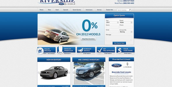 Riverside Ford Lincoln
