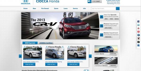 Ciocca Honda