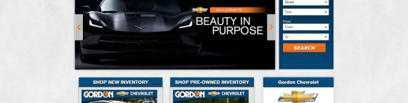 Gordon Chevrolet Jacksonville